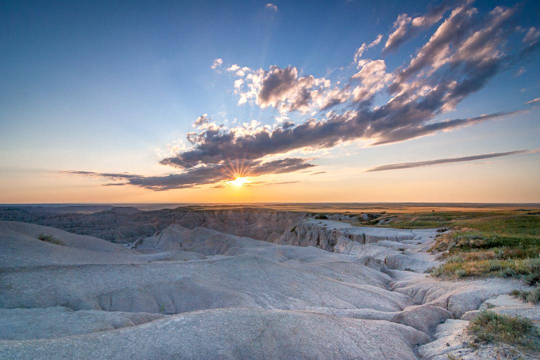 Badlands National Park - U.S.A.