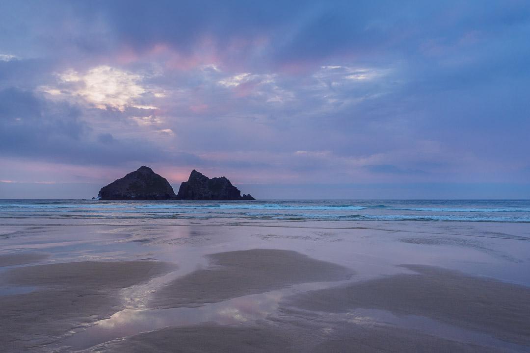 Holywell Bay Beach - Cornwall U.K.