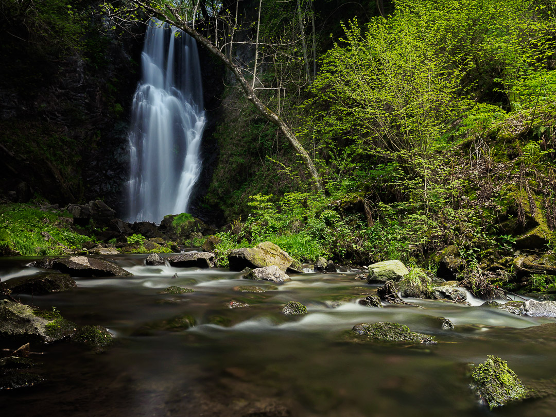 Cascata del Pesegh - Italy