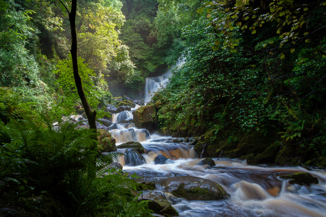Torc Waterfall - Killarney National Park - Ireland